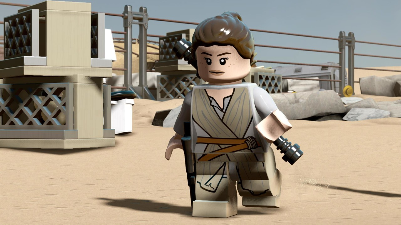 LEGO Star Wars: The Force Awakens (PS4) - June 28, 2016