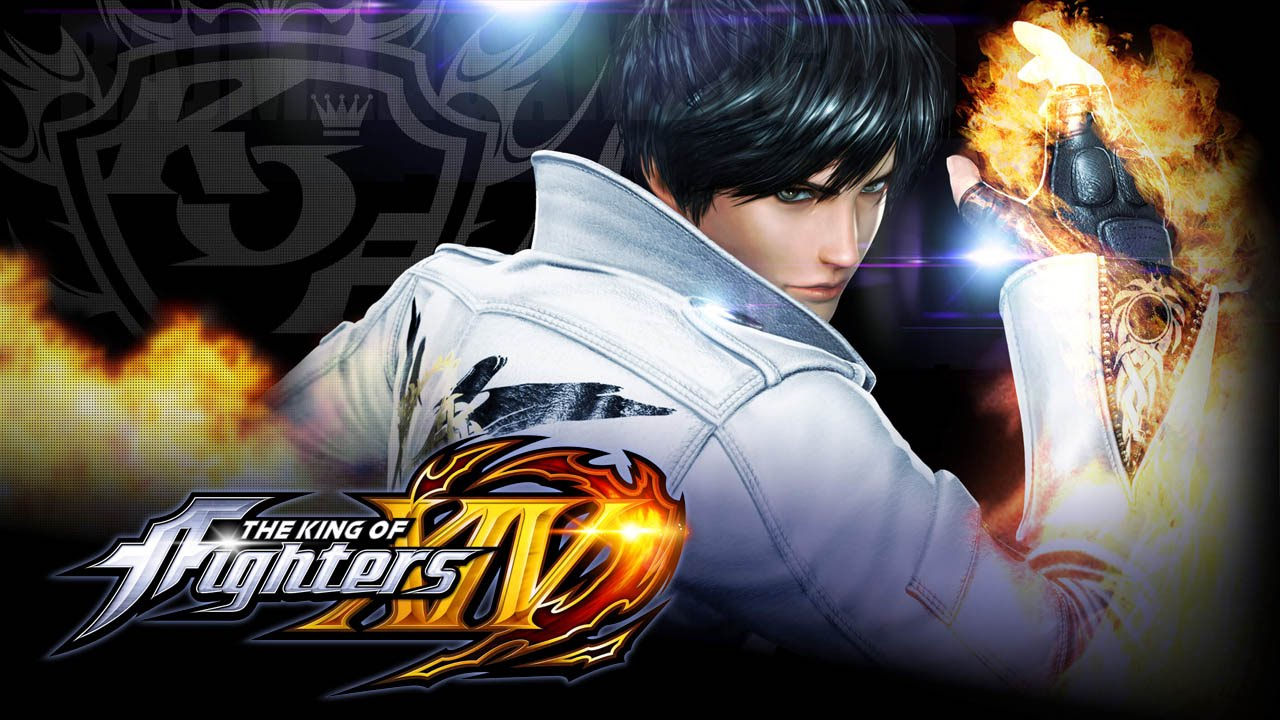 The King of Fighters XIV (PS4) August 23, 2016