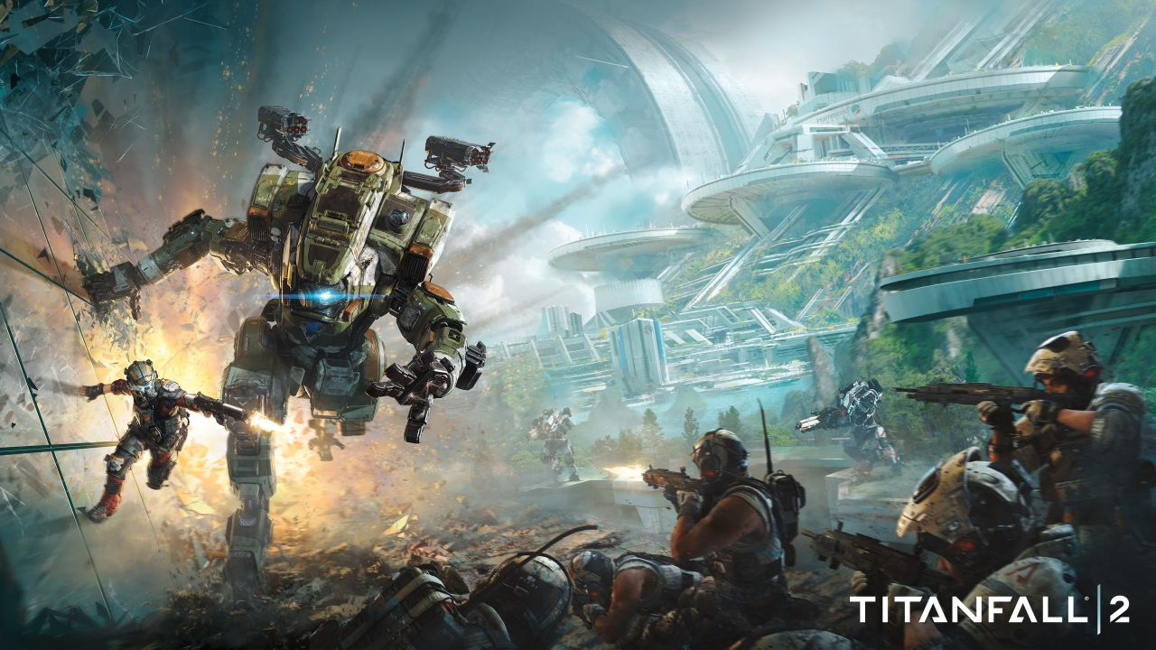Titanfall 2 (PS4) - October 28, 2016